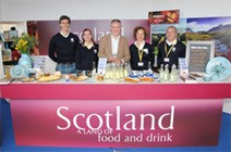 Ryder Cup showcases food and drink