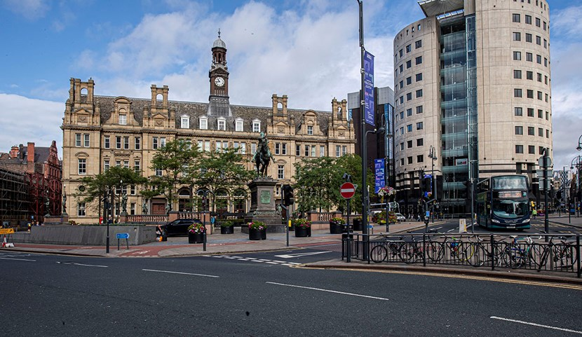 Competition launched for the redevelopment of Leeds City Square: TWP 4682 copy