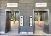 TfL Image - New lifts at Ealing Broadway station