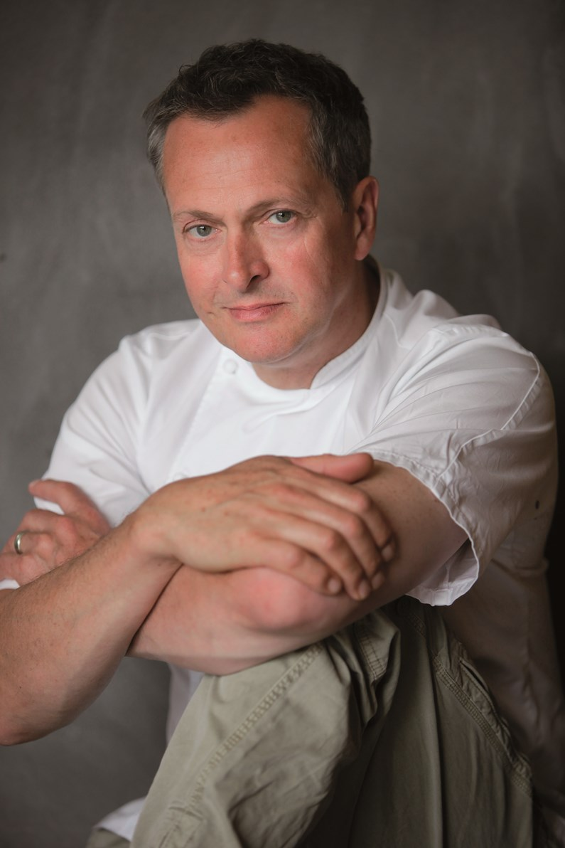 From running away to sea to becoming a Michelin-star chef, Nick Nairn's next adventure is on Saga's new river ship!: GEN Nick Nairn MISC 25564