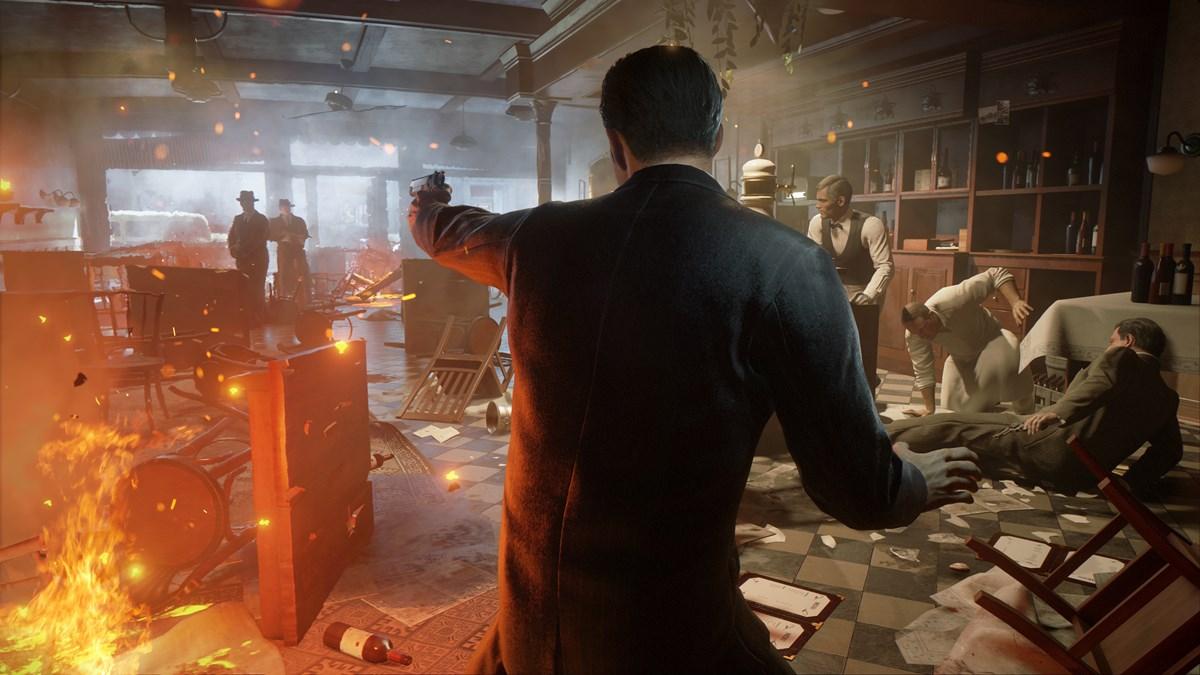 Mafia Announce Screenshot Pepes Restaurant