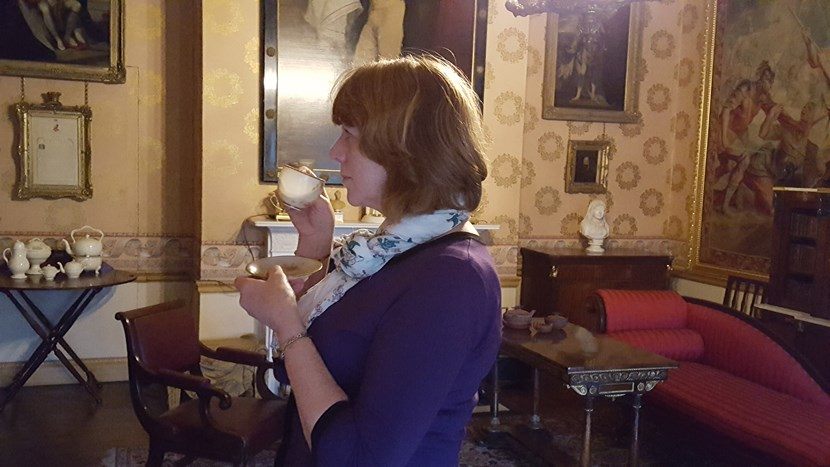 Curator's fascinating find reveals Temple Newsam was a tea time trailblazer: 20180111-145530.jpg