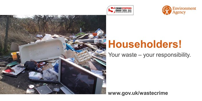 Households urged to play their part in tackling waste crime: householders-dumpedwaste.jpg