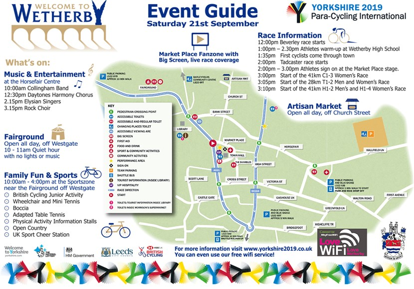 Wetherby gearing up to welcome Yorkshire 2019 Para-Cycling International: eventguidefinalhigherres-710543.jpg