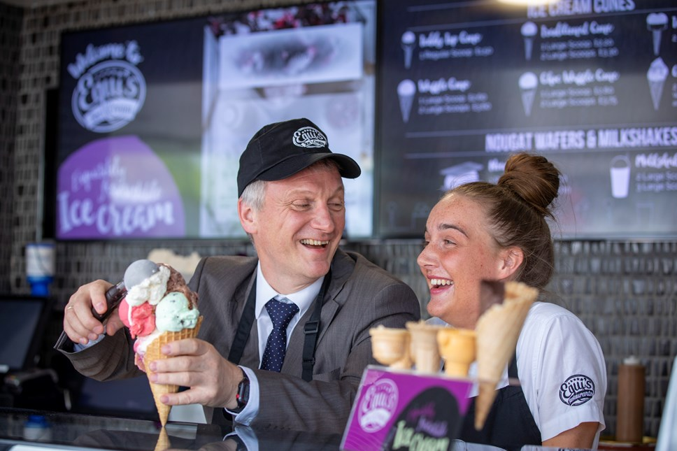 Sweet treats family firm has success licked: Equi Press Pic3