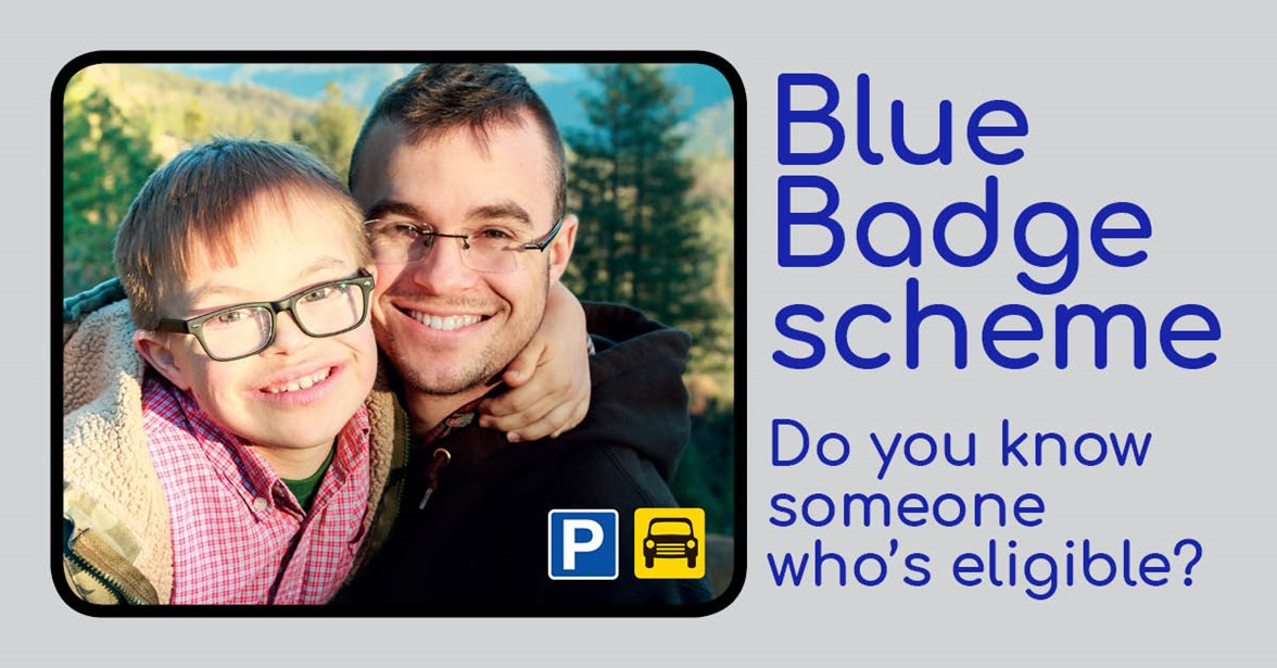 Blue Badge 1