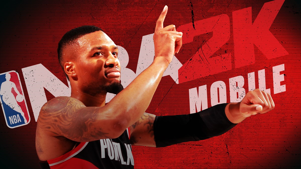NBA 2K Mobile Season 4 Banner