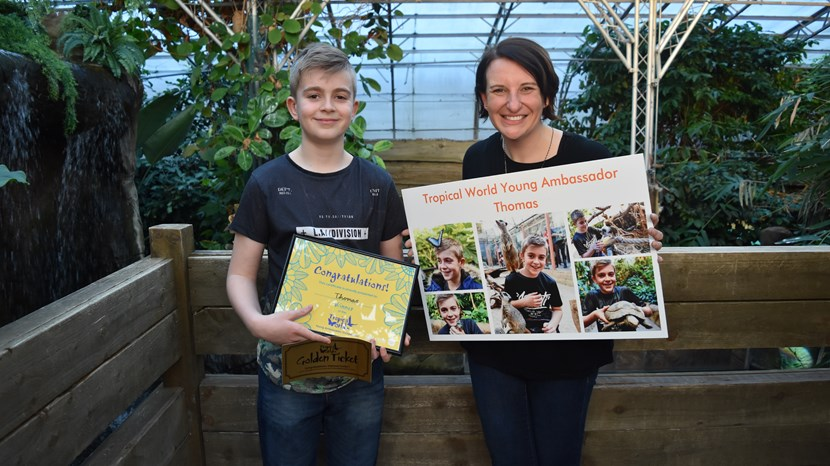 Tropical treat this Christmas as a new young ambassador is crowned: dsc-1432.jpg