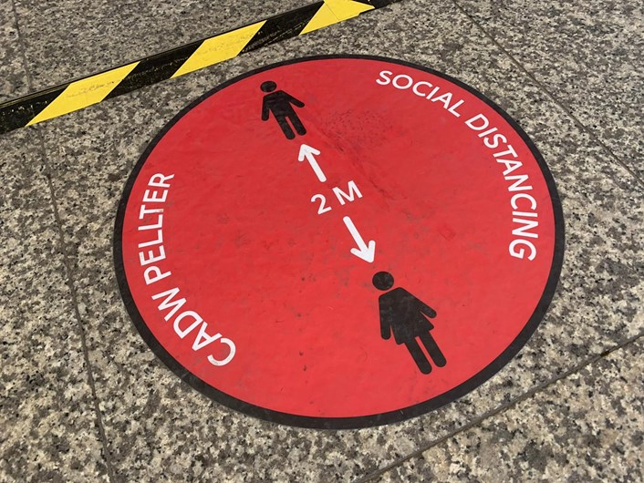 social dist