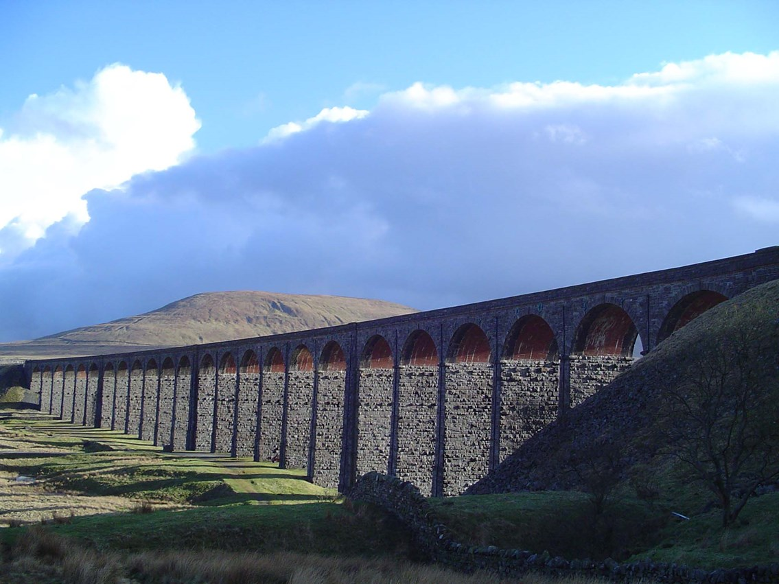 Ribblehead Viaduct: Ribblehead Viaduct