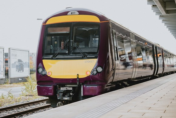 East Midlands Railway introduces first of new regional train fleet: 170 -The Key Worker