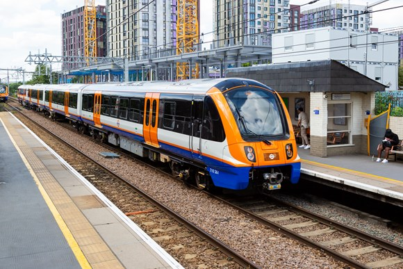 TfL Image - London Overground