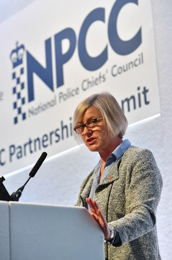 NPCC Chair Sara Thornton speech to APCC & NPCC Joint Summit 2017 in full: SH.Summit.1.11.2017.005