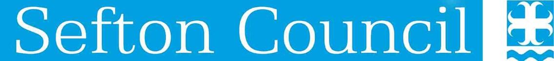 Sefton Council logo: Sefton Council logo