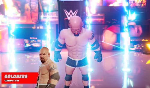 WWE2K BG Roster Update 1 Trailer
