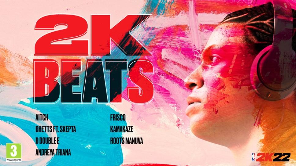 NBA 2K22 Soundtrack UK Artists