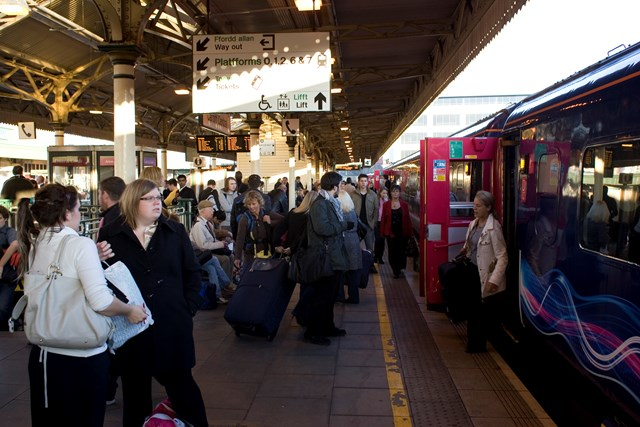 Number of rail users set to grow by 31% in 2019