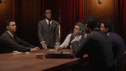 Mafia  DE Salieri-Family