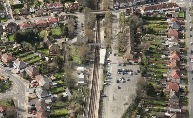 Bexleyheath line to close for 9-days in February 2020 for major engineering work: Barnehurst station