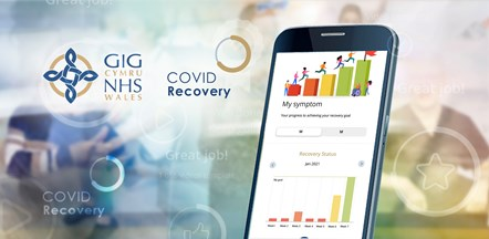 Covid recovery app