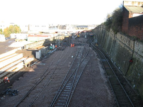Bradford Interchange works