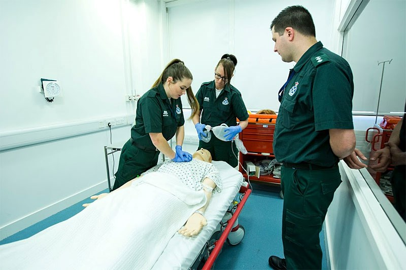 Paramedic degree programme set to boost patient care: education
