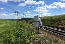 Covtec System installation at Pannington Hall level crossing