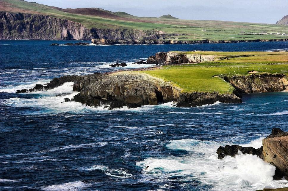 Ireland coast peninsula
