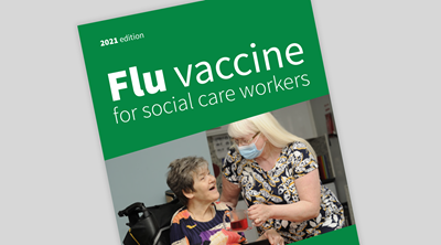 Flu vaccination programme to include social care staff
