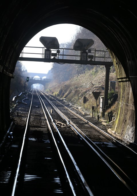 Haywards Heath tunnel