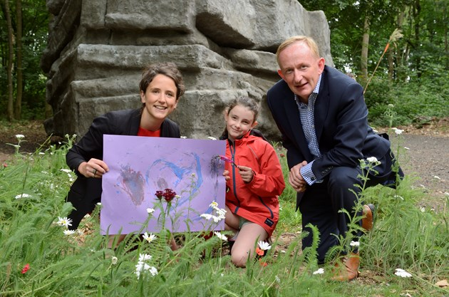 New Environment Minister Announces £600,000 for Outdoor Learning: jupiterartland-d7678