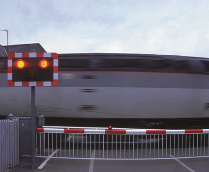 Two more railway crossings set for upgrade as part of £100m investment: Level crossing