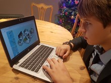 Smart Buildings game at Christmas 20
