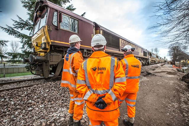 Network Rail awards £10m Highland mainline contract: BAM NR generic