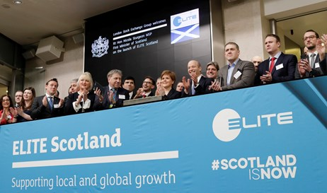 ELITE Scotland launch