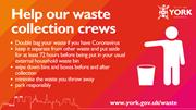 Help our waste crews