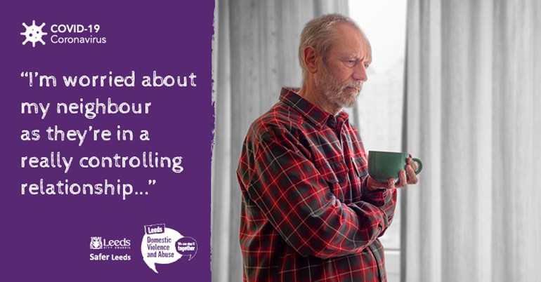 Council launches new campaign against domestic abuse in Leeds