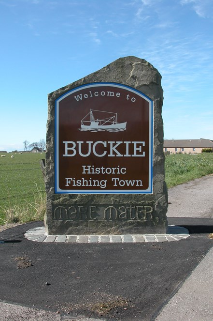 A competition was launched in February this year to design and create a separate gateway feature for the town: Shortlisted Buckie gateway models to go on public display