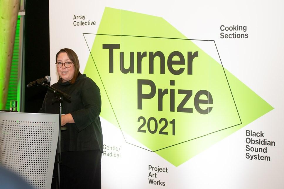 Turner Prize Presentation