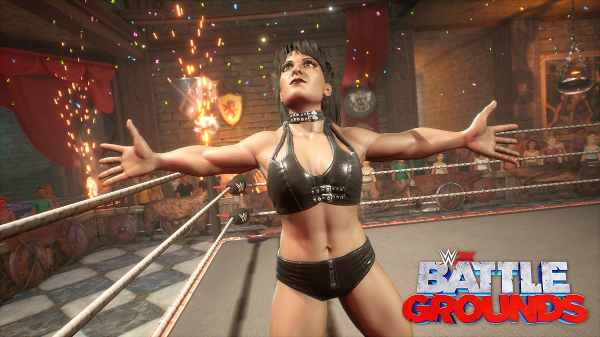 WWE2K BG Chyna 2