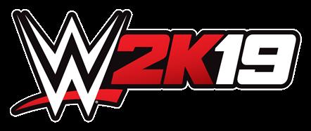 WWE2K19 Logo