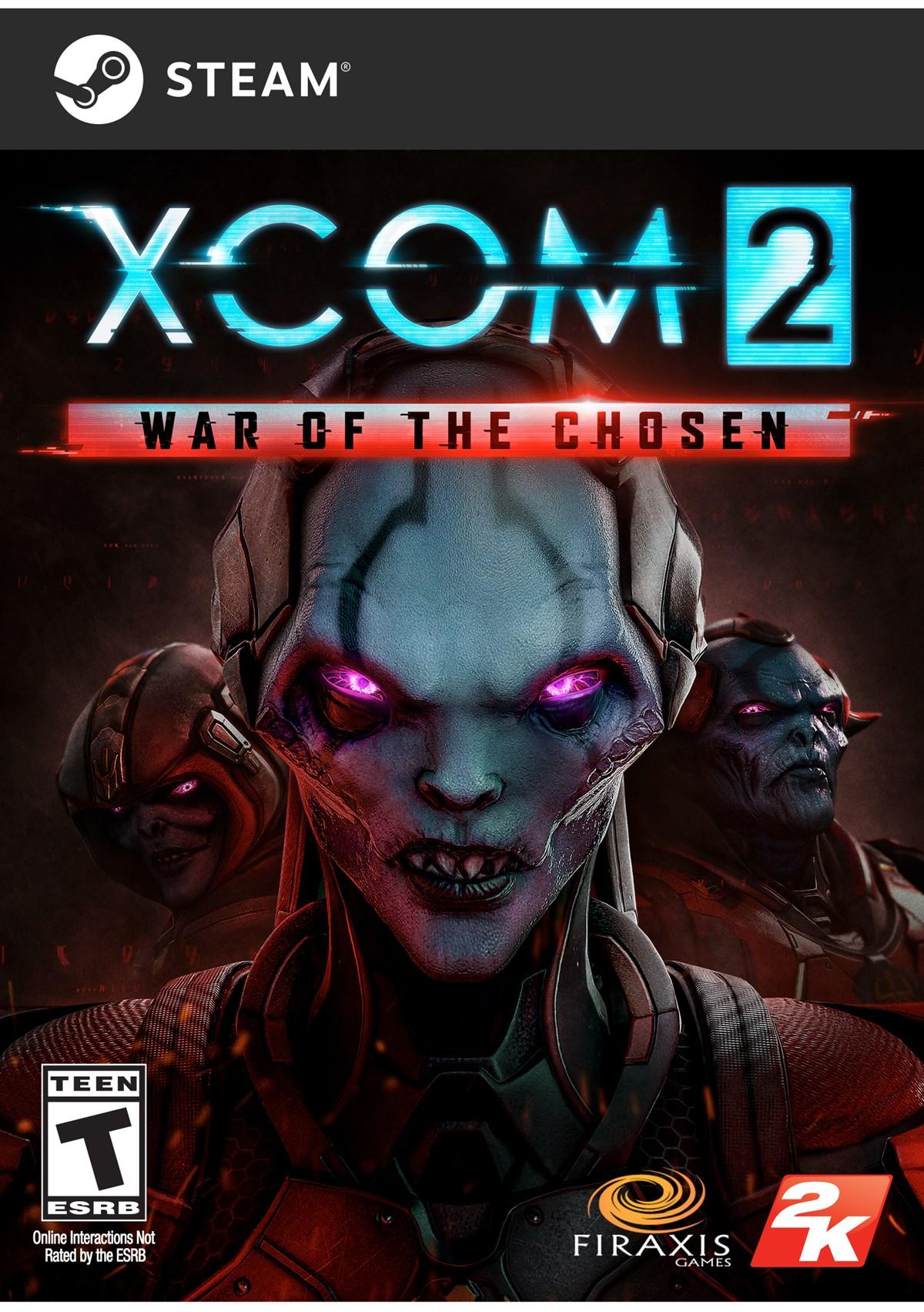 XCOM2 WOTC STEAM FOB (ESRB)