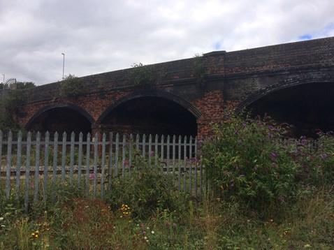 Finedon road bridge