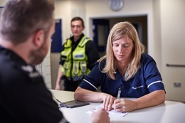 The two-year partnership, with optional two-year extension, will see Mitie deliver a forensic medical service for Leicestershire Police: screening, assessing and treating people who are in police custody, within a safe, clinical environment. : The two-year partnership, with optional two-year extension, will see Mitie deliver a forensic medical service for Leicestershire Police: screening, assessing and treating people who are in police custody, within a safe, clinical environment.