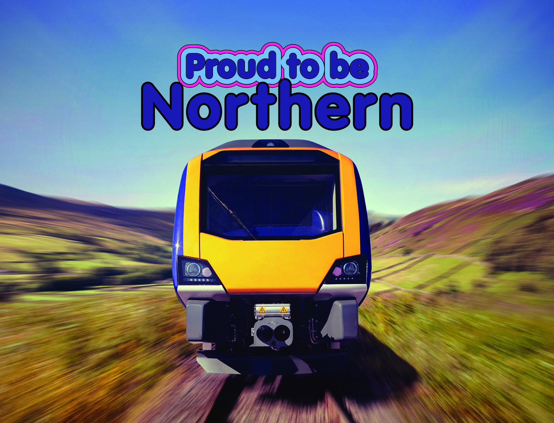 Proud to be Northern