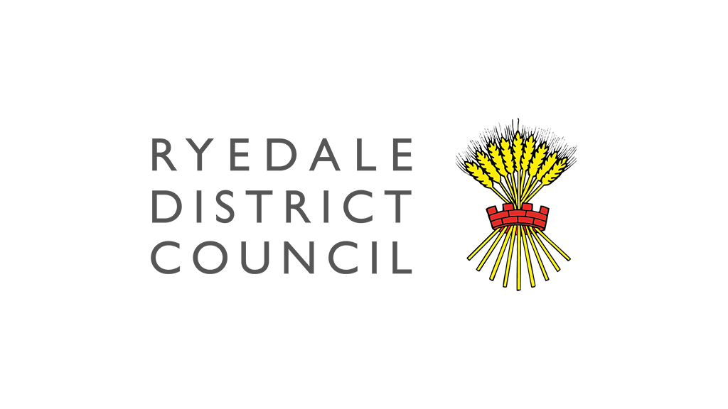 Ryedale Council logo